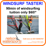 Windsurf Lessons - Tasters