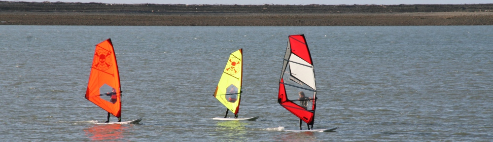 windsurfing lessons in nelson