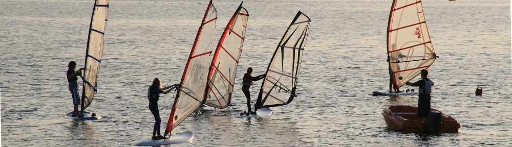 Youth Windsurfers