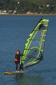 Learn To Windsurf with Nelson Watersports
