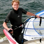 Tim Fraser-Harris Windsurfing Instructor