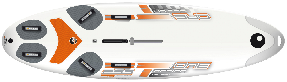Windsurfing Board Bic Techno 293 One-Design